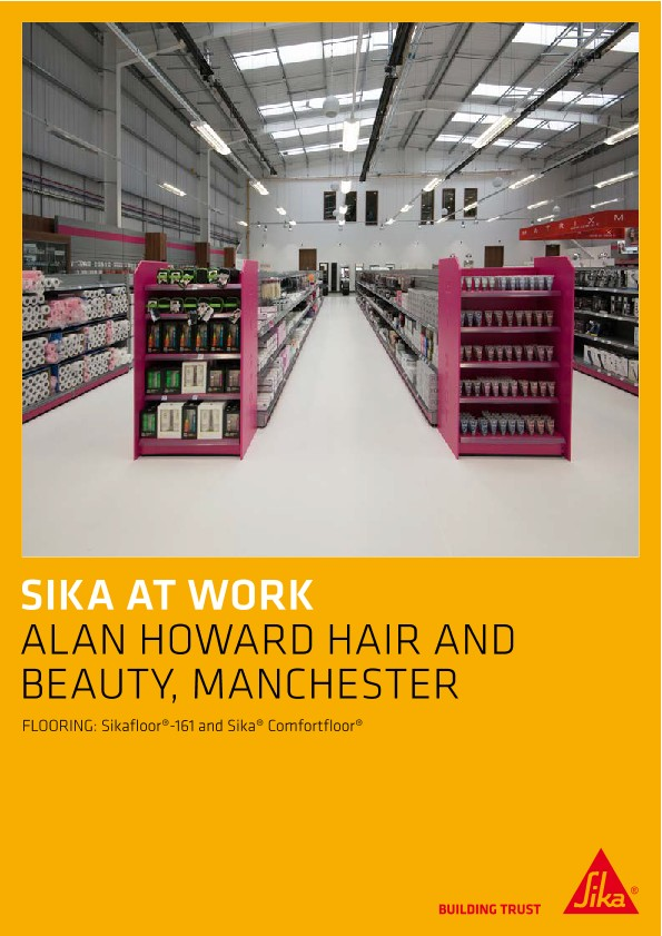 Alan Howard Hair and Beauty, Manchester