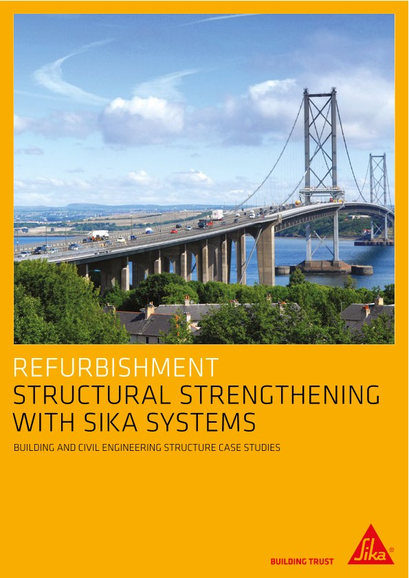 Structural Strengthening Case Studies with Sika Systems