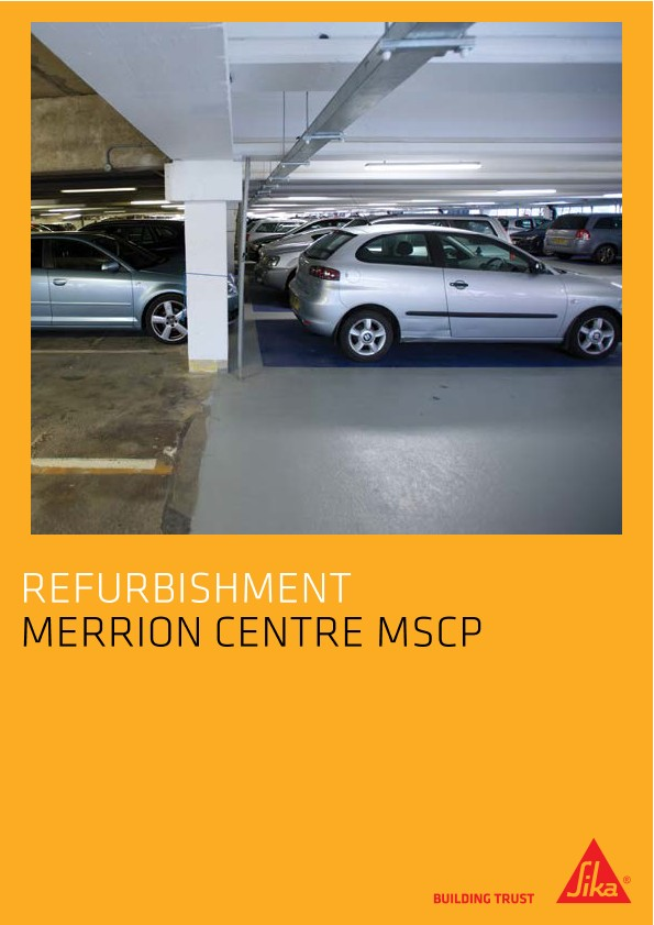 Merrion Centre MSCP