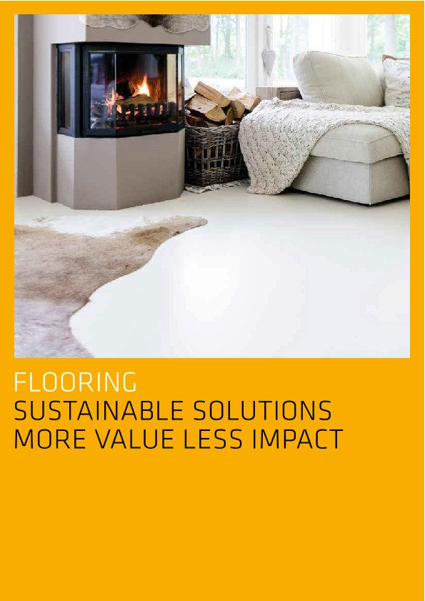 Sustainability in Sika Flooring Solutions