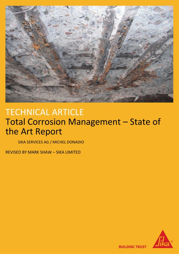 Total Corrosion Management - State of the Art Report