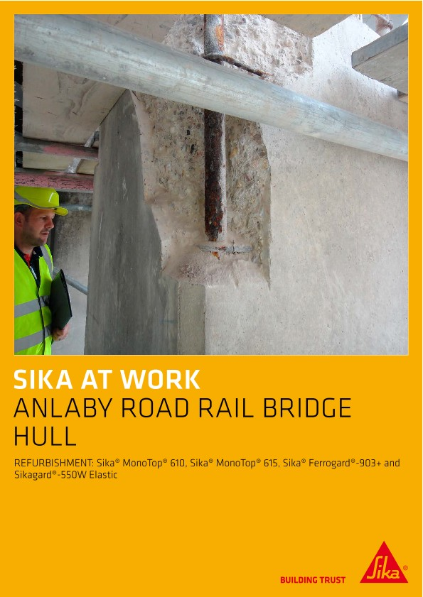 Anlaby Road Rail Bridge, Hull