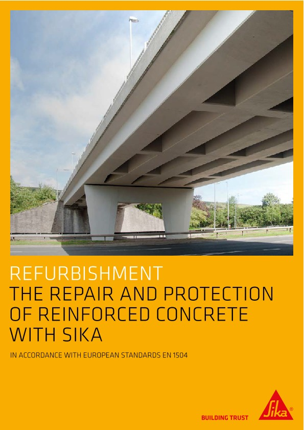 The Repair and Protection of Reinforced Concrete with Sika