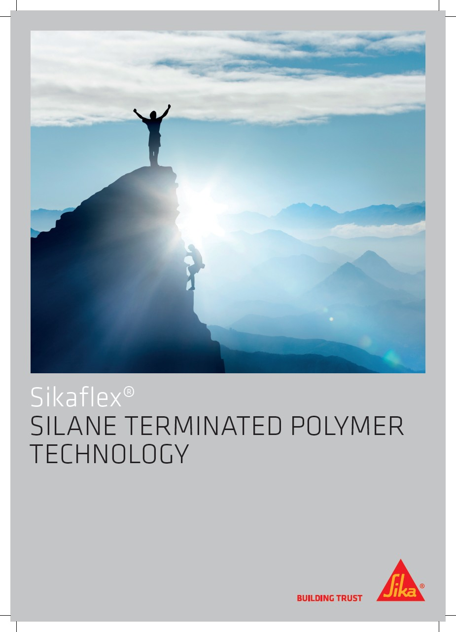 Sikaflex® Silane Terminated Polymer Technology