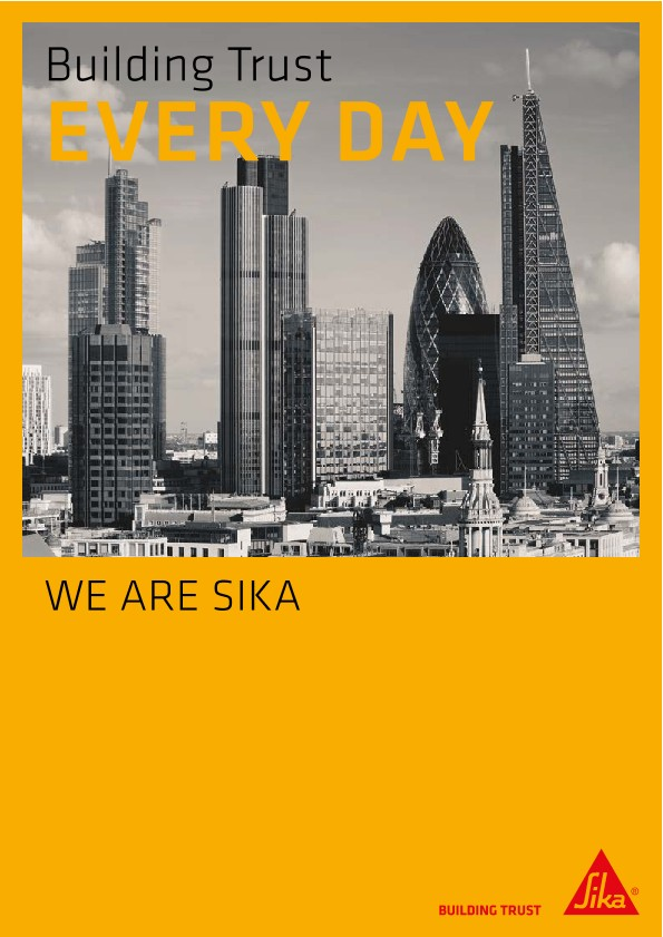 We Are Sika
