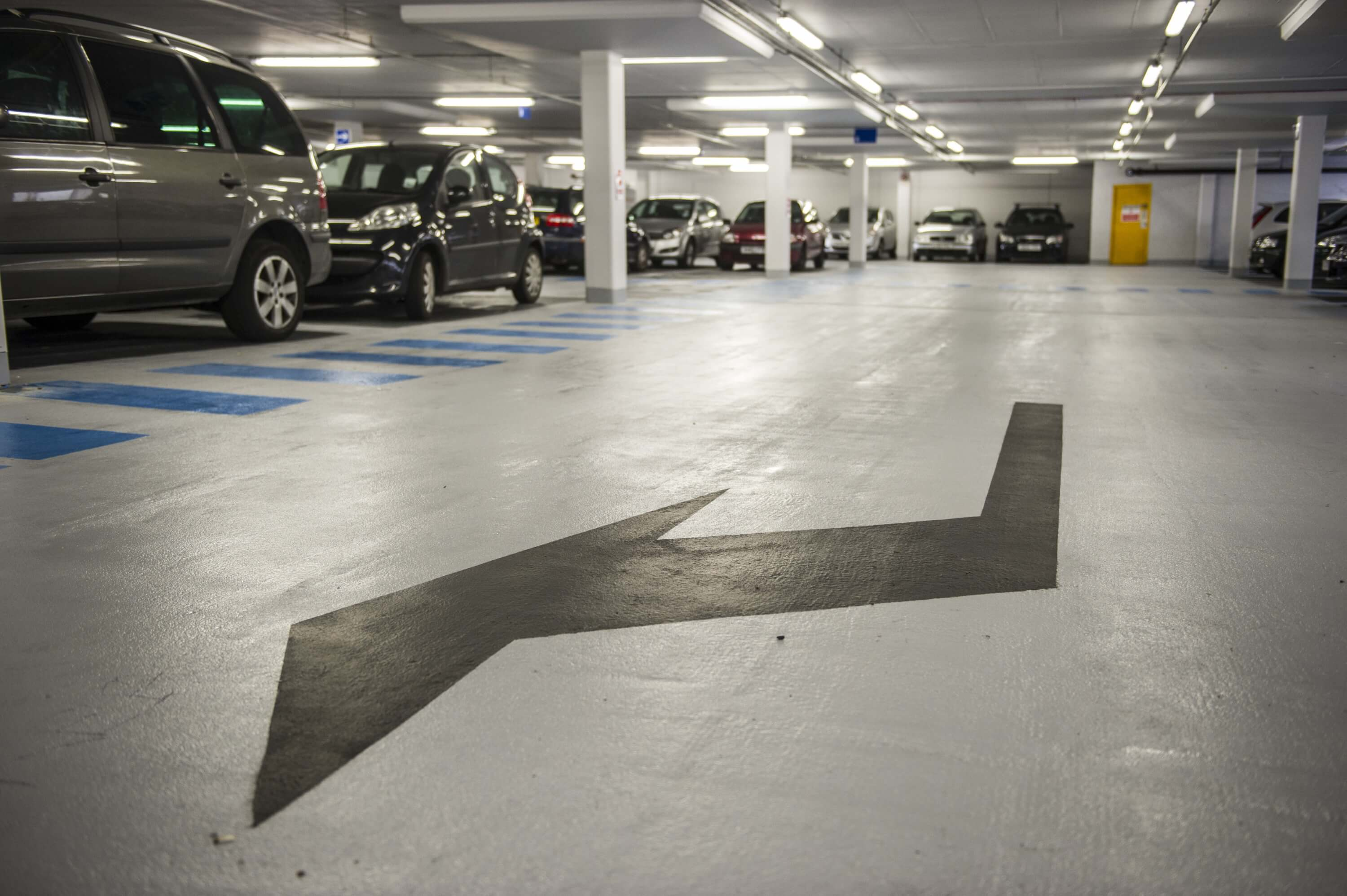 Regency car park project